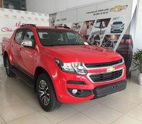 Cần bán Chevrolet Colorado đời 2019, màu đỏ, nhập khẩu nguyên chiếc