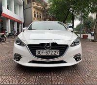 Bán ô tô Mazda 3 sản xuất năm 2016, màu trắng, 575 triệu