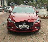 Bán ô tô Mazda 3 1.5AT Facelift đời 2017, màu đỏ