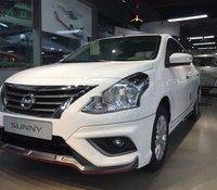 Bán xe Nissan Sunny đời 2020, màu trắng, mới hoàn toàn
