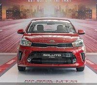 [Kia HCM] bán xe Kia Soluto 2020 chỉ từ 389tr, hỗ trợ trả góp 85%, giảm ngay 10tr, đủ màu giao ngay