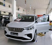 Bán Suzuki Ertiga số sàn 7 chỗ đời 2020 nhập khẩu giá 499 triệu - LH 0982867845