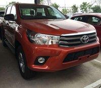 Bán Toyota Hilux 2019, màu đỏ, nhập khẩu, ưu đãi lớn