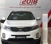 Kia Sorento 2.4 GAT ưu đãi lên đến 100 triệu, hỗ trợ vay trả góp đến 85%, ưu đãi cực tốt, có xe giao ngay