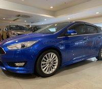 Cần bán lại xe Ford Focus đời 2018, màu xanh lam, 670 triệu