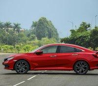 Honda Civic 2020 đủ màu, giao ngay, giảm tiền mặt khủng, hỗ trợ thuế trước bạ, nhận xe chỉ với 220tr