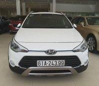 Cần bán lại xe Hyundai i20 Active 1.4AT năm sản xuất 2015, màu trắng, nhập khẩu nguyên chiếc số tự động