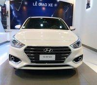 Bán Hyundai Accent 1.4 MT đời 2020, màu trắng, bản full