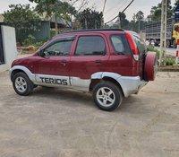 Cần bán xe Daihatsu Terios sản xuất 2007, màu đỏ, nhập khẩu, giá 195tr