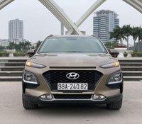 Bán xe Hyundai Kona sản xuất năm 2019, màu nâu