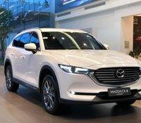 Xả hàng CX8 Luxury giá sập sàn, chỉ 280 triệu nhận xe, LH Mazda Giải Phóng