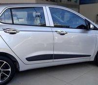 Bán Hyundai Grand i10 đời 2020, màu bạc, khuyến mãi lớn