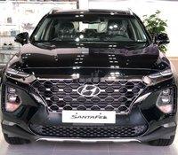 Cần bán xe Hyundai Santa Fe đời 2020, màu đen, giá tốt