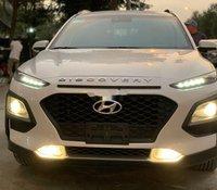 Bán Hyundai Kona sản xuất 2018, màu trắng, chính chủ