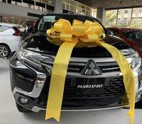 Mitsubishi Pajero 2019 trả góp 90%, khuyến mãi cực hot