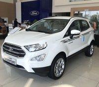 Bán xe Ford EcoSport đời 2020, màu trắng, nhập khẩu