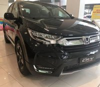 Bán Honda CR V sản xuất năm 2019, màu đen, xe nhập