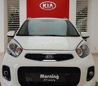 Bán xe Kia Morning đời 2020, màu trắng, nhập khẩu