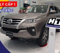 Cần bán xe Toyota Fortuner sản xuất 2020, màu xám