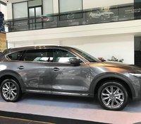 Mazda CX8 Deluxe giá ưu đãi, hỗ trợ trả góp 90%, thủ tục nhanh, lãi suất thấp, hỗ trợ đăng ký đăng kiểm