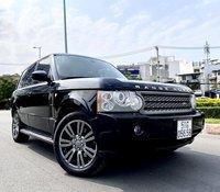 Range Rover HSE nhập Anh 2009 màu đen, loại thùng to, hàng full cao cấp, đủ đồ chơi không thiếu món nào, cửa sổ trời, cốp