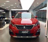Bán xe Peugeot 3008 sản xuất năm 2020, màu đỏ