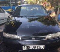 Cần bán gấp Mazda 626 đời 1998, màu đen chính chủ