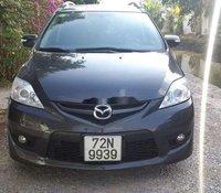 Bán xe Mazda 5 năm 2009, màu đen, xe nhập, 1 chủ mua mới