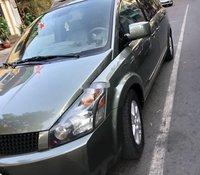 Cần bán Nissan Quest năm sản xuất 2005, nhập khẩu, giá tốt