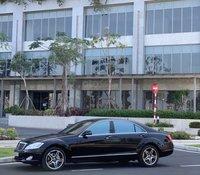 Cần bán xe Mercedes-Benz S class đăng ký 2006, màu đen, nhập khẩu nguyên chiếc, giá chỉ 655 triệu đồng