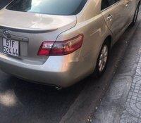 Cần bán gấp Toyota Camry đời 2007, màu vàng, nhập khẩu, giá tốt