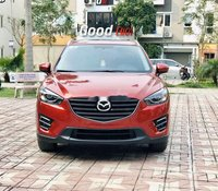 Cần bán lại xe Mazda CX 5 2.5 đời 2017, màu đỏ