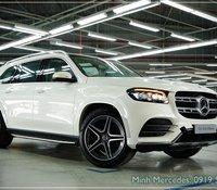 Bán Mercedes-Benz GLS 450 new model 2020, trả trước 1,5 tỷ - nhận xe ngay – ưu đãi tốt nhất