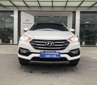 Cần bán gấp Hyundai Santa Fe máy xăng đời 2018 bản full 2 cầu