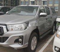Bán Toyota Hilux năm 2019, màu bạc, nhập khẩu, ưu đãi lớn