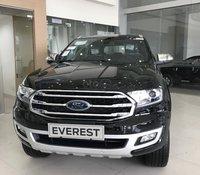 Sẵn 1 xe Ford Everest Titanium 1 cầu, 2019, màu đen, đã nâng cấp, bán thanh lý, cần xe giá ký ngay