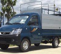 Xe tải nhe Thaco Towner 990 kg, động cơ Suzuki, thùng dài 2.6m, có điều hòa cabin. Hỗ trợ vay 70%, chỉ 70tr là lấy xe