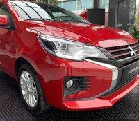 Mitsubishi Attrage 1.2CVT 2020 vừa ra mắt nhiều ưu đãi, hỗ trợ vay 80% lãi suất ưu đãi