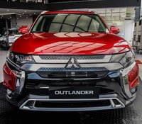 Mitsubishi Outlander 2020 ngập tràn ưu đãi, liên hệ ngay để được tư vấn