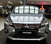 Mitsubishi Attrage CVT 2020 nhập Thái