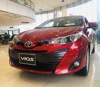 Bán xe Toyota Vios G năm 2020, màu đỏ