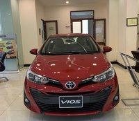 Cần bán Toyota Vios G sản xuất 2020, màu đỏ