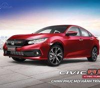 [Honda Civic RS 1.5RSTurbo đỏ cá tính 2020] KM TM+ phụ kiện, đủ màu, giao xe toàn quốc, hỗ trợ vay bank 85%
