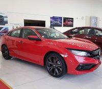"""Sale toàn quốc - Honda Civic 1.5 TurBo RS giảm giá cực """"sốc"""" kèm P/K, nhận xe chỉ từ 240 triệu, tháng góp 9.9 triệu"""