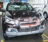 Khuyến mãi đặc biệt khi mua xe Isuzu Mu-X 1.9L AT