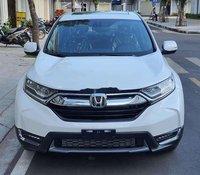 Bán Honda CR V năm 2020, màu trắng, nhập khẩu