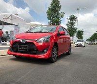 Bán Toyota Wigo đời 2019, màu đỏ, nhập khẩu