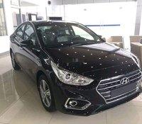 Bán Hyundai Accent đời 2020, màu đen