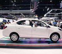 Bán ô tô Mitsubishi Attrage đời 2020, màu trắng giá cạnh tranh