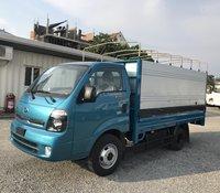 Bán xe Kia K250 tải 1,4 tấn nâng tải 2,4 tấn đủ loại thùng bạt, kín, đông lạnh, ben, hỗ trợ trả góp lãi suất tốt